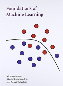 Foundations of Machine Learning (Hardcover)-cover
