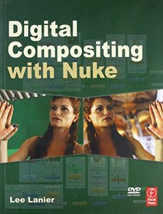 Digital Compositing with Nuke (Paperback)-cover