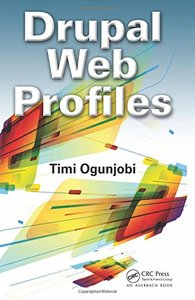 Drupal Web Profiles (Hardcover)-cover