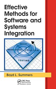 Effective Methods for Software and Systems Integration (Hardcover)-cover