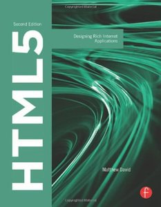 HTML5: Designing Rich Internet Applications, 2/e (Paperback)-cover