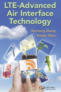 LTE-Advanced Air Interface Technology (Hardcover)-cover