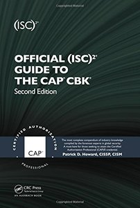 Official (ISC)2 Guide to the CAP CBK, 2/e (Hardcover)