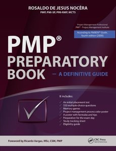 The PMP Certification Exam Study Guide (Paperback)-cover