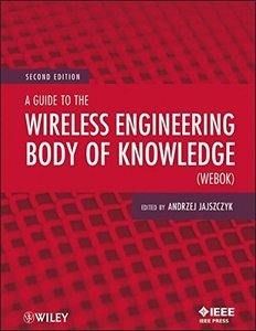 A Guide to the Wireless Engineering Body of Knowledge, 2/e (Paperback)-cover