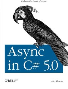 Async in C# 5.0 (Paperback)-cover