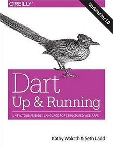 Dart: Up and Running (Paperback)-cover