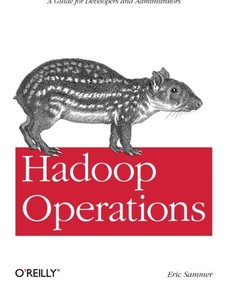 Hadoop Operations (Paperback)-cover