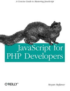 JavaScript for PHP Developers (Paperback)-cover