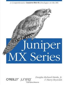 Juniper MX Series (Paperback)-cover