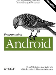 Programming Android: Java Programming for the New Generation of Mobile Devices, 2/e (Paperback)-cover