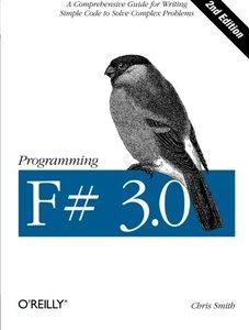 Programming F# 3.0, 2/e (Paperback)-cover