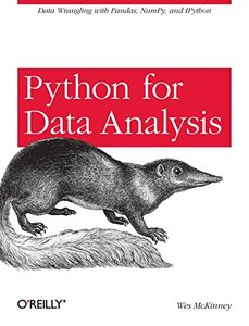 Python for Data Analysis (Paperback)-cover