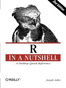 R in a Nutshell, 2/e (Paperback)-cover