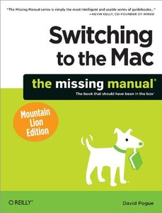 Switching to the Mac: The Missing Manual, Mountain Lion Edition (Paperback)-cover