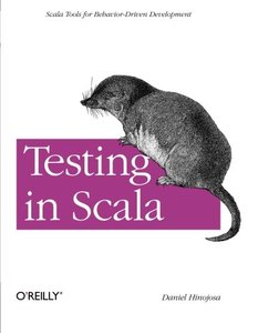 Testing in Scala (Paperback)-cover