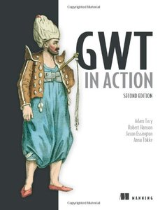 GWT in Action, 2/e (Paperback)-cover