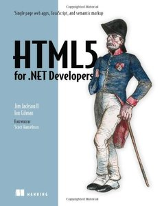 HTML5 for .NET Developers (Paperback)-cover