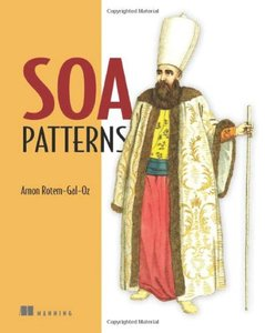 SOA Patterns (Paperback)-cover