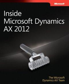 Inside Microsoft Dynamics AX 2012 (Paperback)-cover