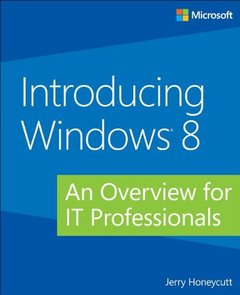 Introducing Windows 8: An Overview for IT Professionals (Paperback)-cover