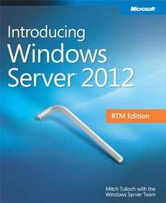 Introducing Windows Server 2012 RTM Edition (Paperback)