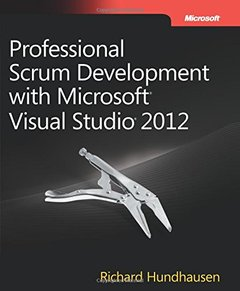 Professional Scrum Development with Microsoft Visual Studio 2012 (Paperback)-cover