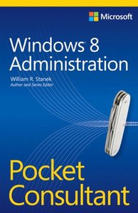Windows 8 Administration Pocket Consultant (Paperback)-cover