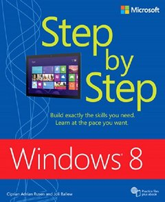 Windows 8 Step by Step (Paperback)-cover