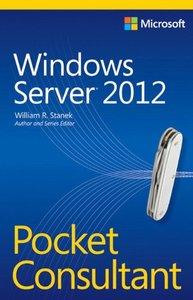 Windows Server 2012 Pocket Consultant (Paperback)-cover