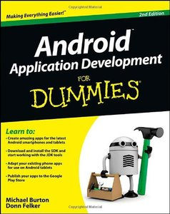 Android Application Development For Dummies, 2/e (Paperback)-cover