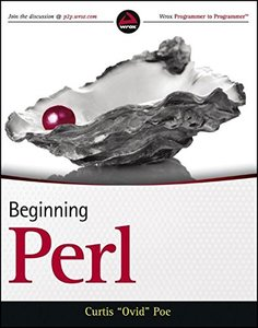 Beginning Perl (Paperback)-cover