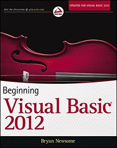 Beginning Visual Basic 2012 (Paperback)