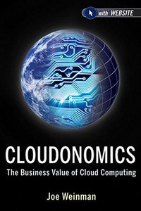 Cloudonomics, + Website: The Business Value of Cloud Computing (Hardcover)-cover