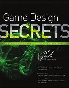 Game Design Secrets (Paperback)-cover