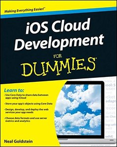 iOS Cloud Development For Dummies (Paperback)-cover