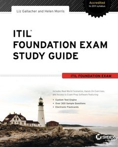 ITIL Foundation Exam Study Guide (Paperback)-cover