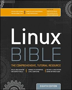 Linux Bible, 8/e (Paperback)-cover