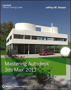 Mastering Autodesk 3ds Max 2013 (Paperback)-cover