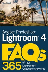 Photoshop Lightroom 4 FAQs (Paperback)-cover