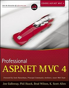 Professional ASP.NET MVC 4 (Paperback)-cover