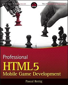 Professional HTML5 Mobile Game Development (Paperback)