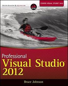 Professional Visual Studio 2012 (Paperback)-cover