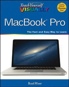 Teach Yourself VISUALLY MacBook Pro (Paperback)-cover