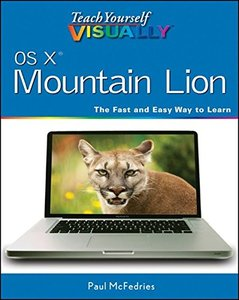 Teach Yourself VISUALLY OS X Mountain Lion (Paperback)-cover