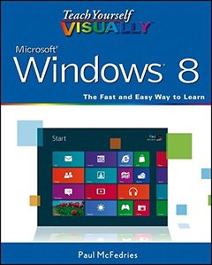 Teach Yourself VISUALLY Windows 8 (Paperback)-cover