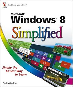 Windows 8 Simplified (Paperback)-cover