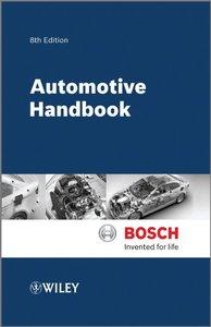 Automotive Handbook, 8/e (Paperback)-cover