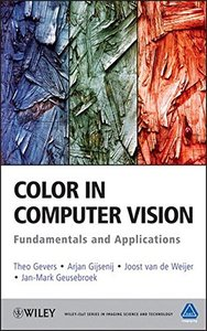Color in Computer Vision: Fundamentals and Applications (Hardcover)-cover