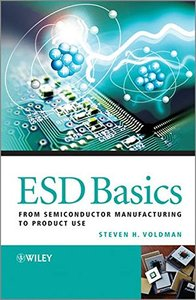 ESD Basics: From Semiconductor Manufacturing to Use (Hardcover)-cover